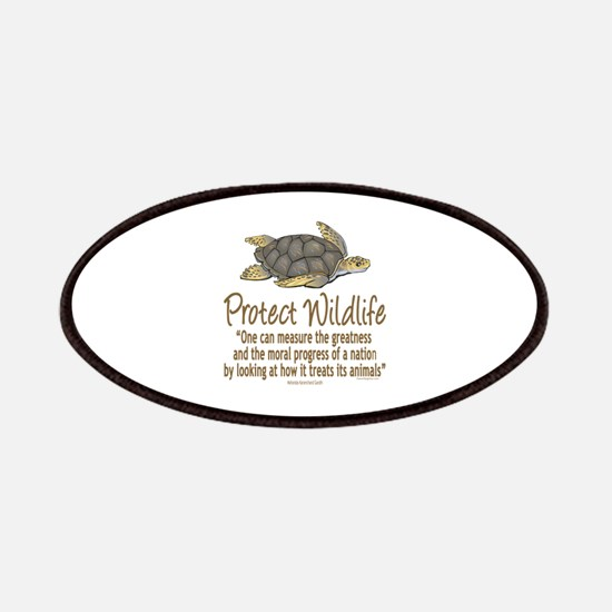 Protect Sea Turtles Patches