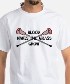 Lacrosse blood makes the grass grow Shirt