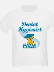 Dental Hygienist Chick #3 T-Shirt