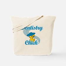 Dentistry Chick #3 Tote Bag