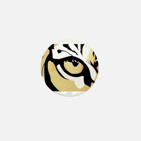 Cute Eye of the tiger Mini Button
