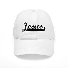 Black jersey: Jesus Baseball Cap