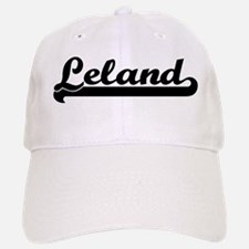 Black jersey: Leland Baseball Baseball Cap