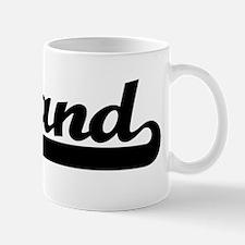 Black jersey: Leland Mug