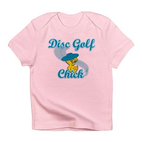 Disc Golf Chick #3 Infant T-Shirt