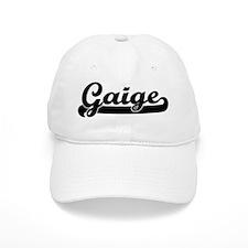 Black jersey: Gaige Baseball Cap