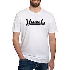 Black jersey: Yusuf Shirt