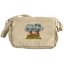 Im a Big Brother Bear Messenger Bag