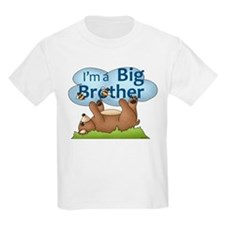 Im a Big Brother Bear T-Shirt
