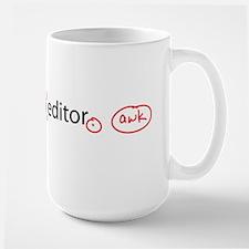 beware-editor-mug Mugs
