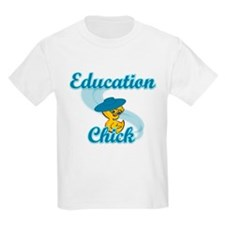 Education Chick #3 T-Shirt