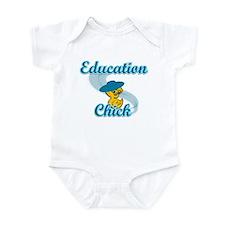 Education Chick #3 Infant Bodysuit