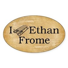 I (Sled) Ethan Frome Decal