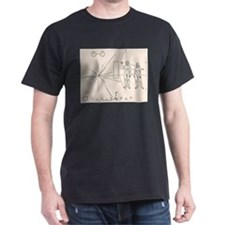 1280px-Pioneer_plaque.svg T-Shirt