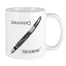 "Sheaffer's ""TRIUMPH"" Coffee Mug"