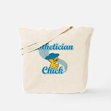 Esthetician Chick #3 Tote Bag