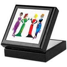 Ladies' Night Keepsake Box