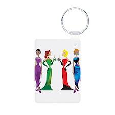 Ladies' Night Keychains
