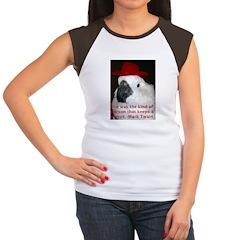 Cockatoo - Jaz Women's Cap Sleeve T-Shirt