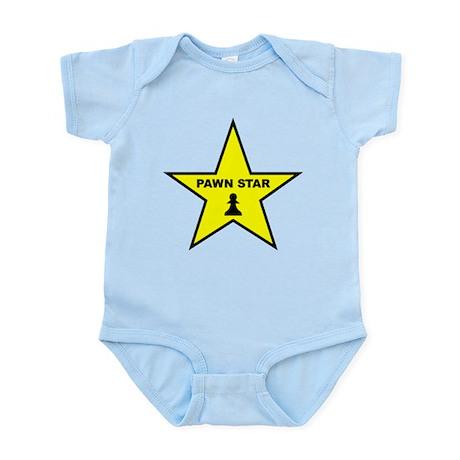 Pawn Star Infant Bodysuit