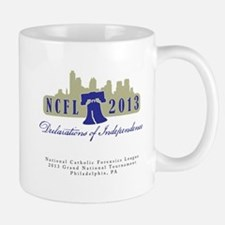NCFL 2013 Logo with text Mugs