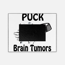 Puck Brain Tumors Picture Frame