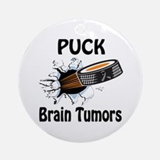 Puck Brain Tumors Ornament (Round)