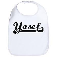 Black jersey: Yosef Bib