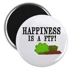 Happiness is A FTF Magnet