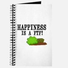 Happiness is A FTF Journal