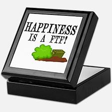 Happiness is A FTF Keepsake Box