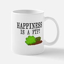 Happiness is A FTF Mug