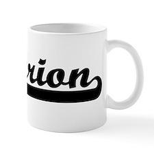 Black jersey: Amarion Small Mug