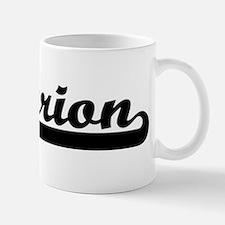 Black jersey: Amarion Small Small Mug