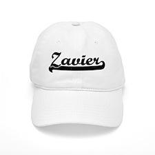 Black jersey: Zavier Cap