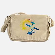 Unique Skydive Messenger Bag