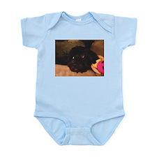Would this face lie? Infant Bodysuit
