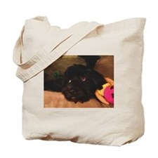 Would this face lie? Tote Bag