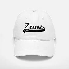 Black jersey: Zane Baseball Baseball Cap