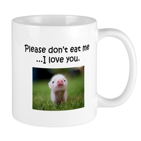 Dont Eat Me Mug