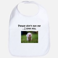 Dont Eat Me Bib
