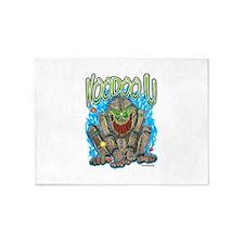 VooDoo U 5'x7'Area Rug