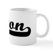 Black jersey: Kason Small Small Mug