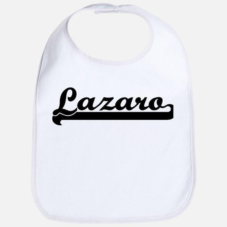 Black jersey: Lazaro Bib