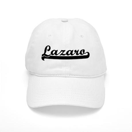 Black jersey: Lazaro Cap
