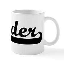 Black jersey: Zander Mug