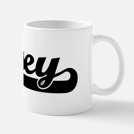 Black jersey: Kasey Mug
