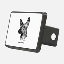 Xoloitzcuintli Hitch Cover