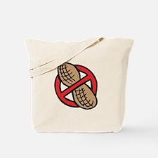 No Peanuts! Tote Bag