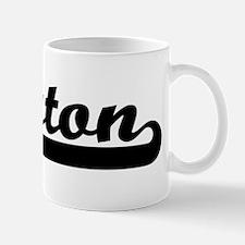 Black jersey: Layton Mug